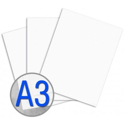 Papel Sublimático Branco A3 90gr
