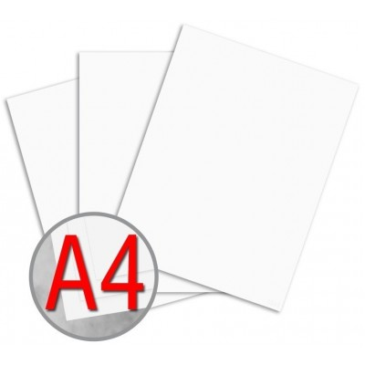 Papel Sublimático Branco A4 120gr